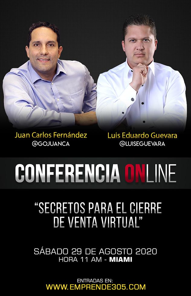 STORIE JUAN CARLOS FERNANDEZ Y LUIS AGOSTO